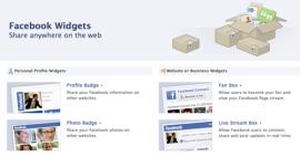 facebookwidgets